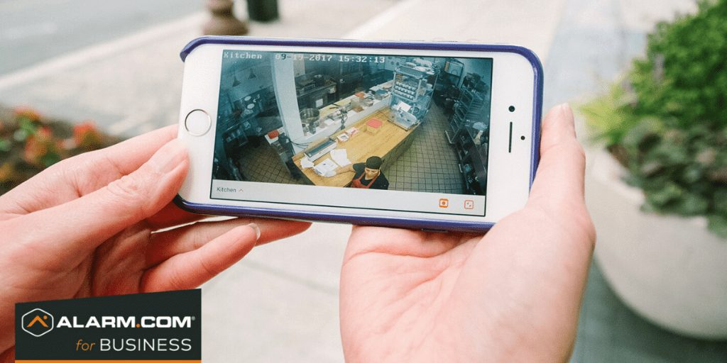 Securing your business with video protection